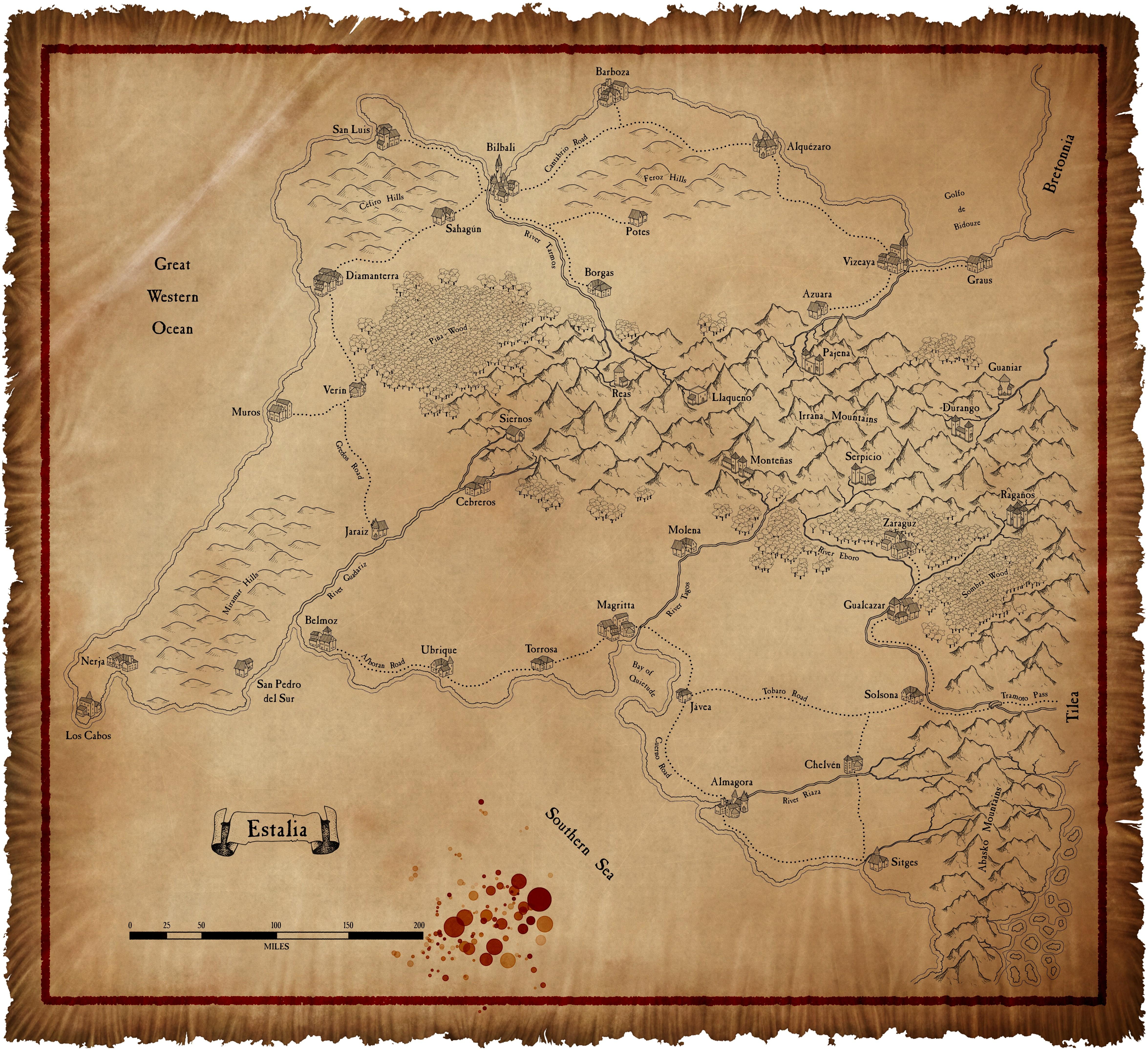Warhammer y sus fuentes de inspiración Estalia